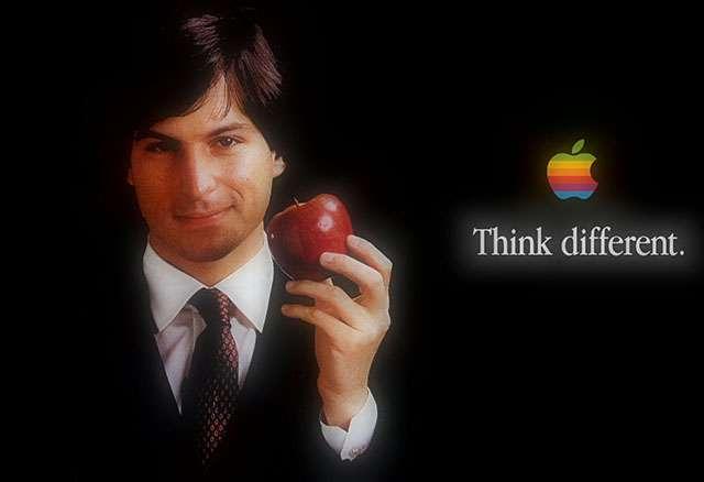 تبلیغ بازخوانی پرونده یک تبلیغ از اپل، که دنیا را متحول ساخت! think different
