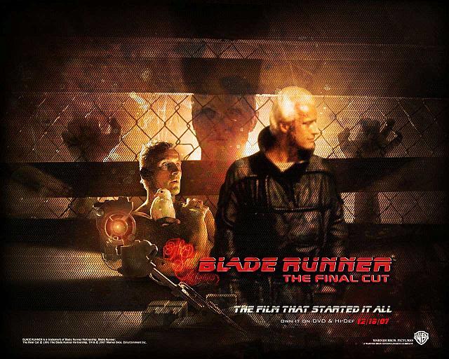 """آدم مصنوعی ها را """"سید محمد رضا باطنی"""" به زبان پارسی بازنشست کرد! Official Blade Runner Wallpaper blade runner 8207464 1280 1024"""